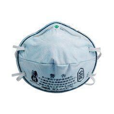 3M 8246CN R95 活性炭亚博yabo官方口罩酸性气体异味减除