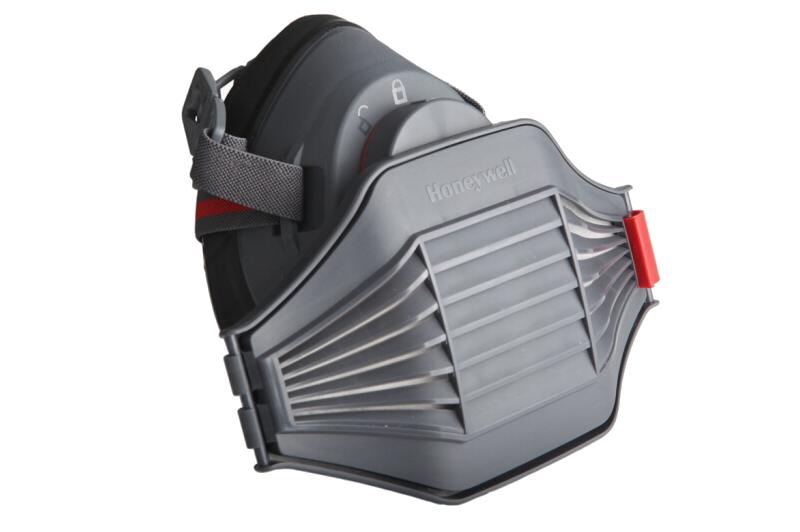 霍尼韦尔 防尘面具 工业粉尘防护 防颗粒物 焊接 打磨 农药 防毒面具 7200系