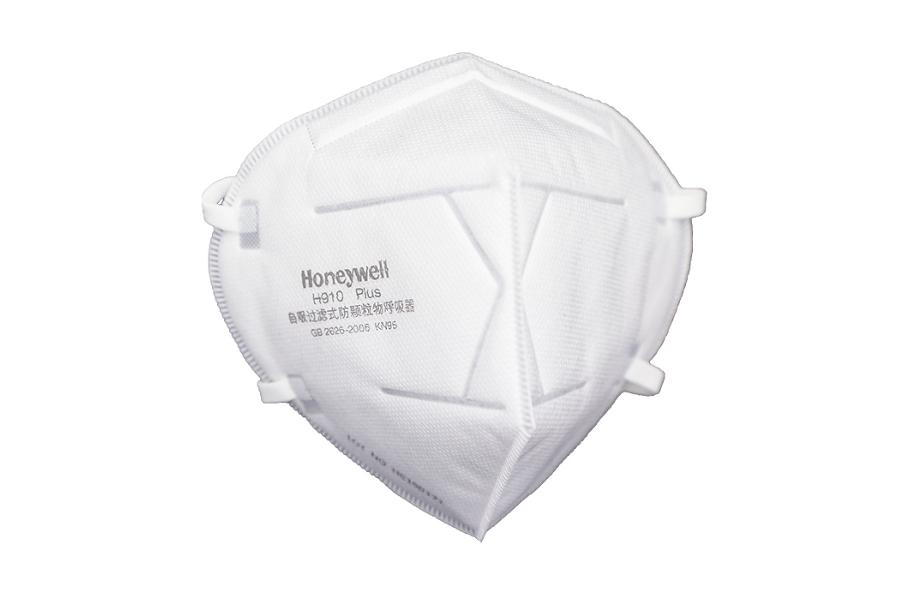 霍尼韦尔  H910 Plus折叠式防尘口罩