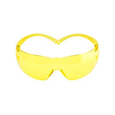 SF203AF中国款琥珀色镜片安全眼镜(防雾)