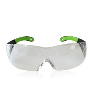 UVEX防护眼镜9092425护目镜 防雾防刮擦防冲击防溅射 德国优维斯pheos安全眼镜 绿色