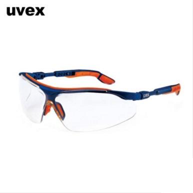 UVEX防护眼镜9160076护目镜 高贴合度休闲款镜腿可调柔软贴面 德国优维斯i-vo安全眼镜