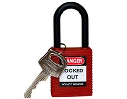 贝迪_尼龙锁梁安全挂锁