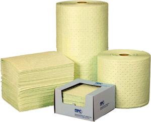 化学类产品吸附垫和吸附卷