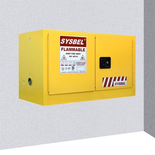 易燃液体安全储存柜(壁挂式)
