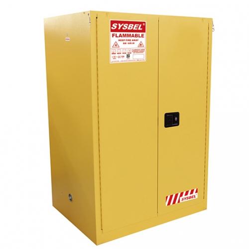 易燃液体防火安全柜/化学品安全柜(90Gal/340L)自动柜