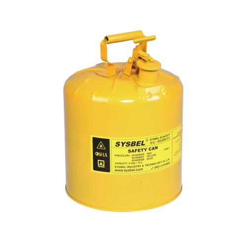 I型金属安全罐-柴油类(5Gal/19L)
