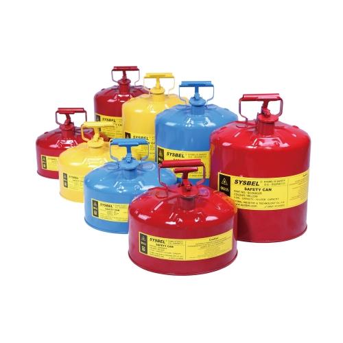I型金属安全罐-汽油类(5Gal/19L)