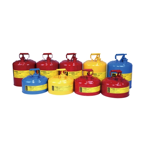 I型金属安全罐-汽油类(2.5Gal/9.5L)