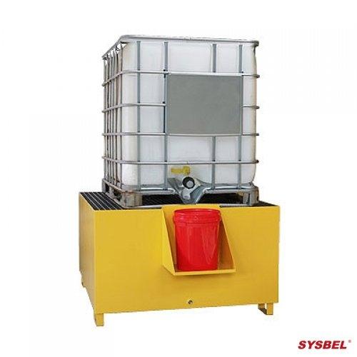 IBC桶钢制盛漏托盘
