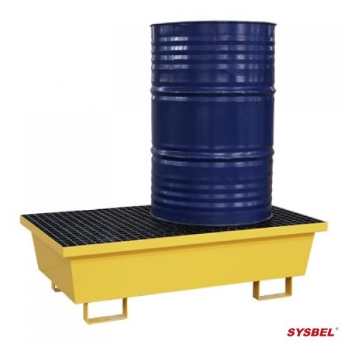 钢制盛漏托盘(两桶型)