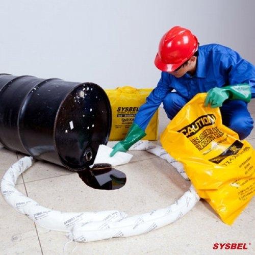 便携式泄漏处理套件|便携式溢漏应急袋(油类专用)