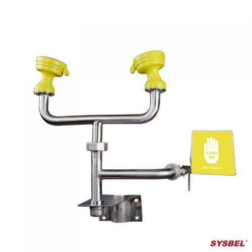 壁挂式洗眼器(无盆型)