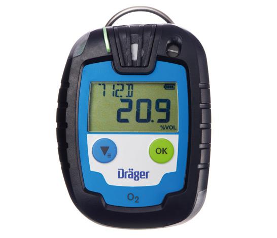 Dräger Pac® 6000  单一气体检测设备