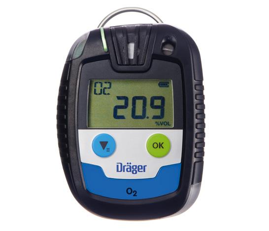 Dräger Pac® 6500单一气体检测设备