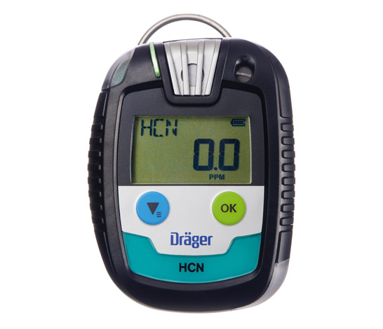 Dräger Pac® 8000  单一气体检测设备
