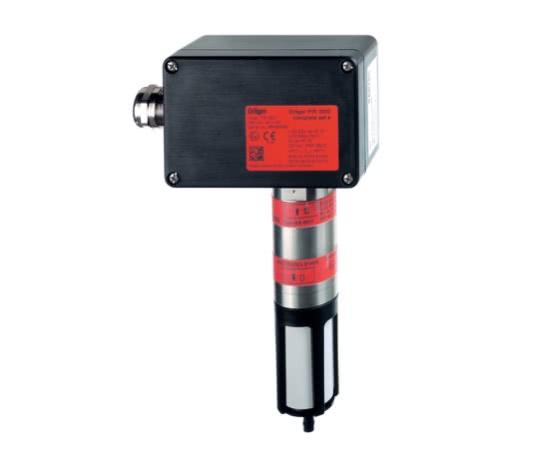 德尔格 PIR 3000  红外线气体检测仪