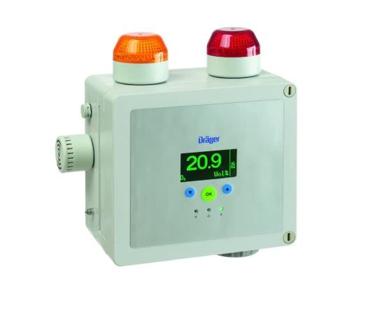 Dräger PointGard 2100  自给式气体检测系统