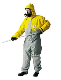 喷雾致密型和液体致密型一体式防护服