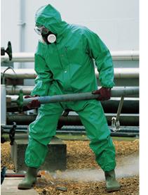 喷雾致密型化学防护服