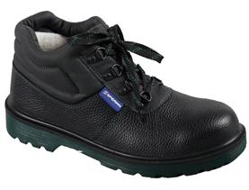 GLOBE 中帮安全鞋