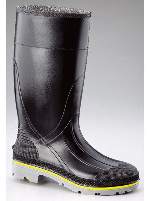 TDT®三重密度注塑PVC防化靴