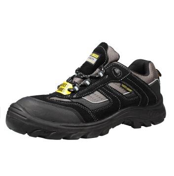 Safety Jogger pluto男款防砸防刺穿电工绝缘鞋18KV安全鞋