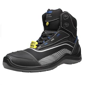 Safety Jogger Energetica男秋冬高帮防砸防刺防静电防化鞋