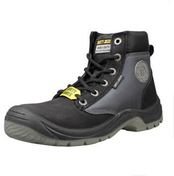 Safety Jogger 男款透气高帮防砸防刺防化靴