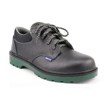 霍尼韦尔安全鞋BC0919701钢头防砸防静电低帮 巴固ECO水牛皮安全鞋