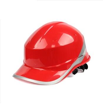 代尔塔102018安全帽 工地安全帽工程建筑绝缘施工安全帽