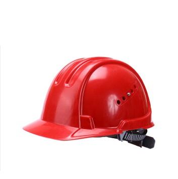 洁适比欧文安全帽工程工地建筑施工劳保防护帽防砸减震透气防冲击电工安全 防护头盔