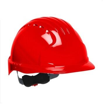 洁适比 透气型安全帽 工地工程公司领导用防撞帽