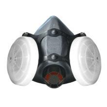 霍尼韦尔(Honeywell)口罩防毒面具喷漆气体农药化工尘毒防护面罩