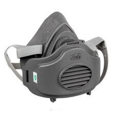 3M口罩3200防尘面具呼吸阀防毒口罩工业粉尘灰尘打磨透气雾霾PM2.5可清洗