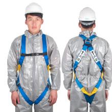 3M高空作业防坠落全身式安全带施工户外保护安全绳