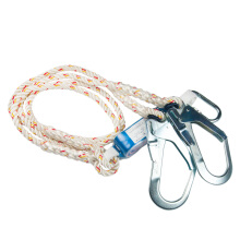 3M 双钩减震连接绳 电力抢险劳保户外保险安全绳