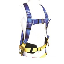 3M  攀岩攀爬安全绳电工腰带保险带消防救生带六点式安全带