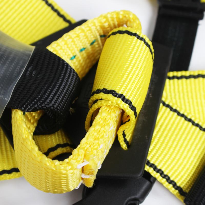 梅思安 沃克曼轻巧型全身式安全带套装