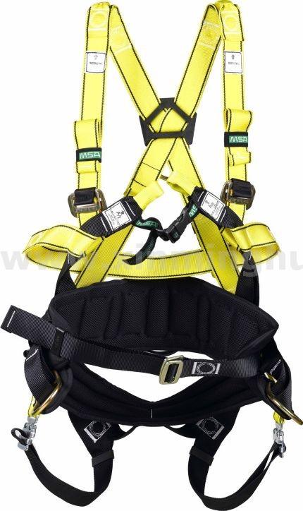 梅思安 沃克曼全能型全身式安全带