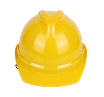 【赛邦】V型ABS材质 带透气孔防水槽防护帽 安全帽